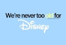 DISNEY  / everything Disney / by Katelyn Hall