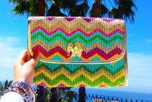 handbags / by Allie Puckett