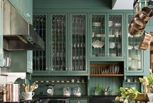 La Cocina / Storage ideas, colors, gadgets  / by Katelyn Hall