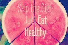 The Healthy Eating Way / by AJ Bordeau