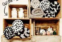 organizing everything! / by Allie Puckett