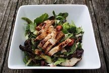 Salads.. / by AJ Bordeau