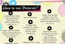 Social Media Tips / Tips and info. on how to have the perfect social media sites. Build your following and market effectively on Pinterest, Twitter, Facebook, Instagram, and more!