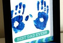 Father's Day! / Great gift ideas and DIY crafts for Father's Day!