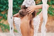 Wedding Style / Wedding fashion, including gowns, hairstyles, engagement rings, and more!