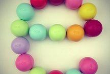 eos lip balms / eos lip balm products, diy / by Katelyn Hall