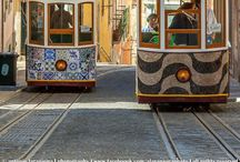 Portugal / Views and sights in Portugal mostly Lisbon  / by Michelle Harris