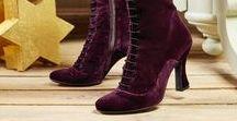 Ich Stiefel durch die Welt! / Stiefel kann Frau gar nicht genug haben. Für jeden Anlass sollte das richtige Paar parat stehen. Klassisch sind braune, schwarze und blaue Stiefel. Ein bisschen gewagter wird es mit gemusterten Stiefeln wie Blumen. Echte Hingucker sind auch rote, grüne oder beerenfarbene Schuhe. Gehen Sie auf eine Entdeckungsreise für ausgefallene und besondere Stiefel.