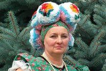 Viselet - magyar - matyó
