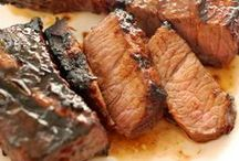 """Moo / """"Beef. Yes. Roast beef. It's the Swedish term for beef that is roasted."""" ~Lemony Snicket"""