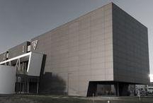 Multiplex / Multiplex architecture - Tolentino - Matelica - Prato - Riccione