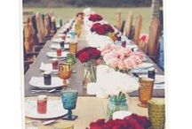 Party Inspiration / tips, tricks, and gorgeous ideas for some party, someday