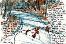 Art Journals / by Jane Lambert