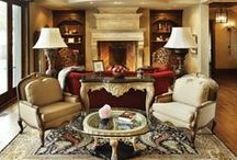 Home, sweet home / Home interiors, full room already furnished or just great designs for furniture.
