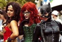 Cosplay and other geekery / by Jennifer W