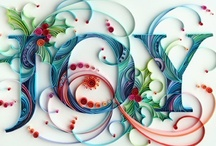 Quilling and origami
