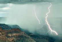 Power of the nature / Storms, volcanoes, tornadoes and more.