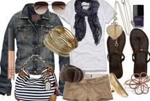 Wardrobe/Fashion / by Amy Wright