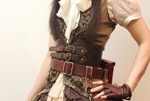 Costumes: Steampunk Love