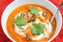 Healthy Soup Recipes / Healthy, delicious, wholesome soups