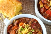 Favorite Chili Recipes / Chili recipes of all kinds
