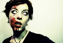 Re: Your Brains. Zombie Love / by Smirking Revenge