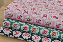 fabric / by Lexie