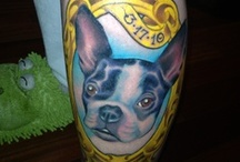 Boston Terriers / Anything B.T. / by Rebecca Payne Henry