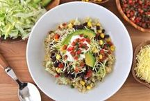 Healthy Recipes & snacks / by April Bauknight