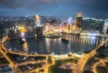 Macau Sights / What to see and what to do in this city full of excitement and heritage.