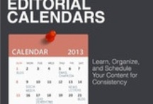 Editorial Calendars / An editorial calendar creates a system for your company to keep content development, distribution and monitoring on track. Sprout Content's new ebook, now available in iBooks, can get you started! / by SPROUT Content