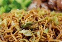 yummy oriental  / by Orra Timmons