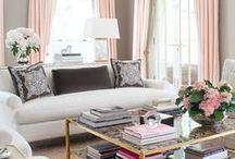 Living / Living Room Décor for Apt