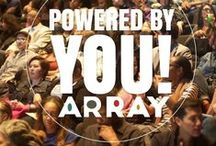 Array Now / AFFRM is now ARRAY! Inclusive images. Varied voices. Films made by people of color and women. We are ARRAY. Follow us @ArrayNow!