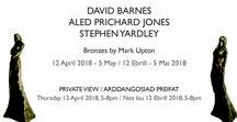 """David Barnes, Aled Prichard Jones, Stephen Yardley 2018 / 12 April - 5 May, 2018  David Barnes, Aled Prichard Jones and Stephen Yardley are all popular exhibitors at the gallery, each with his own distinctive take on the Welsh landscape.  """"I'm delighted to be bringing together three of our best loved exhibitors for this show,"""" says Albany Gallery owner Mary Yapp. """"Each of them has a very strong and distinctive style, and his own way of tackling the landscape. They have produced some truly stunning work."""""""