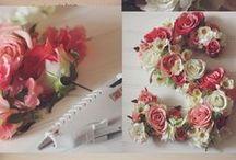 Flowers- diy
