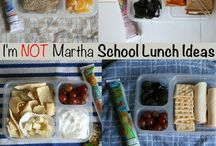 Kids - Creative School Lunches