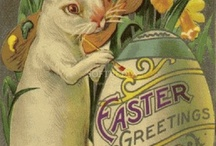 Easter / by Melissa French: More With Less Mom & HousePunkery
