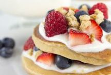 Breakfast & Brunch Recipes / Start your morning with these dairy delicious recipes.