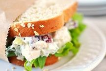 Lunch Recipes / Sandwiches, soups, salads and wrap recipes for you and your family.