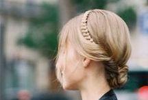 Dream Hair  / by Amy Enbysk