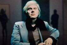 A tribute to Andy Warhol / We're pinning our favourite Warhol-ian images today in tribute of the iconic artist. Did we miss anything? If you have something to add, follow our board to contribute or tweet us @guardianus and we'll pin what you send to our collection. More about the artist: http://bit.ly/xebnzV