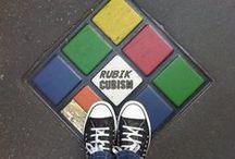 World at my feet