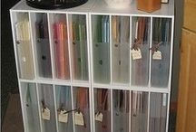 Storage and Organization Ideas