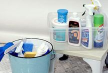 Clean House {DIY Cleansers} / by Camille Baldwin