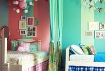 Kid's Rooms / by Lake Carolina