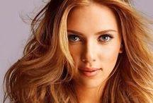 The Scarlett Johansson / dedicated board for multitasking, multitalented, multifaceted actress ...  *drumroll please* ... Scarlett Johansson  / by Andi Dewanto
