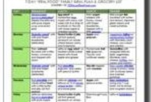 Whole food meal plans / Free real food menu plans and other stuff