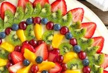 Recipes--Fruit / by Livie Reichenbach