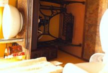 bathrooms / by Tammy Renfro